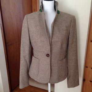 J.Crew Regent Blazer Scottish Wool by Robert Noble